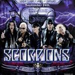 Filmari cu Scorpions in Germania