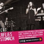 Concert Butterflies in My Stomach la GuerriLIVE Sessions