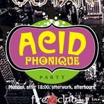 Acid Phonique: Gotan Project in Fire Club Bucuresti