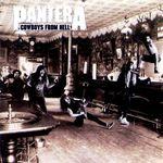 Pantera - Cowboys From Hell (cronica de album)