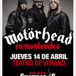 Motorhead au cantat pentru prima data in Uruguay