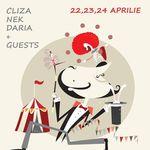 Three-day party marathon in club Control din Bucuresti