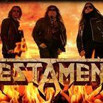 Testament inregistreaza un nou album