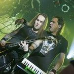 Filmari cu Children Of Bodom si Ensiferum la Bucuresti