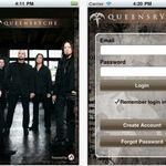 Queensryche lanseaza o aplicatie pentru iPhone