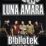 Concert Luna Amara si White Walls in Constanta