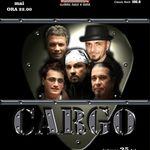 Concert Cargo in Music Hall din Bucuresti