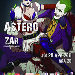 Concert Astero si Zar in Club Underworld