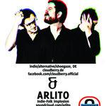 Arlito deschid concertul Cloudberry din Underworld