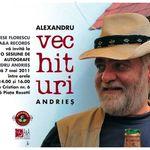 Sesiune de autografe Alexandru Andries la Delicatese Florescu