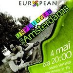 Concert unplugged The Amsterdams la Gradina Verona Bucuresti