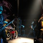 Poze cu Rotting Christ in concert la Bucuresti