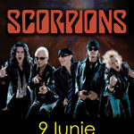 Castiga 4 bilete la Scorpions! Pe Facebook!