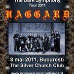 Concertul Haggard la Bucuresti este sold out!