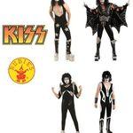Kiss lanseaza costume pentru Halloween (foto)