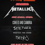 Concertul Metallica din Canada va genera un profit de milioane de dolari