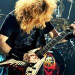 Filmari cu Megadeth in studio