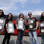 Evergrey au primit discul de aur in Suedia