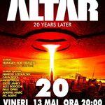 Concert aniversar Altar vineri in Cluj-Napoca