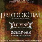 Reguli si program pentru concertul Primordial la Bucuresti