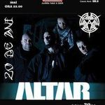 Concert aniversar Altar in Music Hall din Bucuresti
