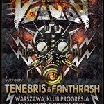 Urmareste integral concertul Voivod din Polonia