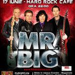 Concertul Mr. Big la Bucuresti este confirmat oficial