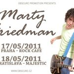 Filmari cu Marty Friedman in Cehia