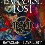 Paradise Lost au fost intervievati in Franta (video)