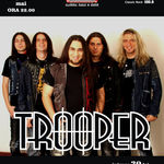 Concert Trooper in Music Hall din Bucuresti