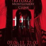 Concert Ritualz si Montgomery Clunk in Control