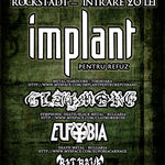 Concert Implant Pentru Refuz si Claymore in Brasov