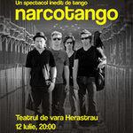 Concert Narcotango la Bucuresti!