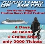 Noi nume confirmate pentru 7000 Tons Of Metal 2012