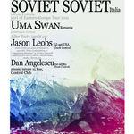 Castigatorul invitatiei la concertul Soviet Soviet si Uma Swan in Control