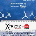 Carlsberg: show Xtreme pe Ibis