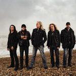 Filmari de la inregistrarile noului album Saxon