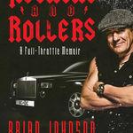 Brian Johnson vorbeste despre cartea Rockers and Rollers (audio)