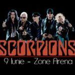 Castigatorii biletelor la concertul Scorpions