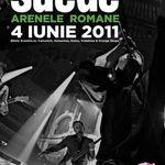 Poze de la concertul Suede la Bucuresti