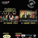 Hard Workd deschid concertul Trooper de la Sibiu