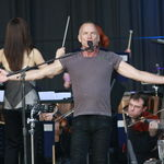 Concert Sting : Spectacol simfonic in pop-rock minor