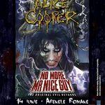 Castiga 2 bilete la concert Alice Cooper! Pe Facebook!