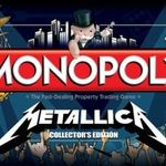 Monopoly apare in varianta personalizata Metallica
