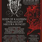 Programul pe zile la OST Mountain Fest 2011