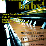 Jazz me, baby! in Tete-a-Tete Coffee din Bucuresti