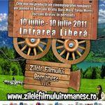 Programul Zilelor Filmului Romanesc 2011