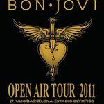 Bon Jovi Open Air este un turneu de proportii