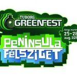 Tuborg Green Fest Peninsula 2011 pune in vanzare biletele