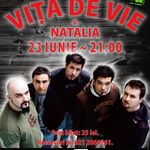 Concert umanitar Vita de Vie in Hard Rock Cafe Bucuresti